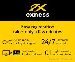 Exness Registration